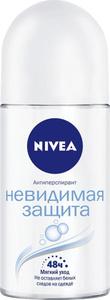 Nivea Антиперспирант шарик Невидимая защита 50мл